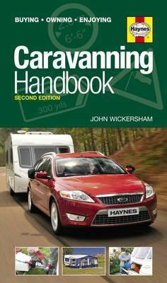 Caravanning Handbook (2nd Edition) - Front Cover