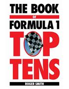 The Book Of Formula 1 Top Tens - Front Cover