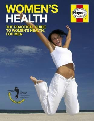 Women's Health Manual - Front Cover