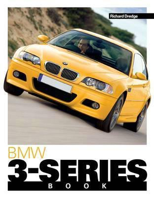 BMW 3-Series Book - Front Cover