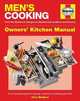 Men's Cooking Manual : Owners Kitchen Manual