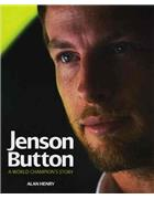 Jenson Button : A World Champion's Story - Front Cover