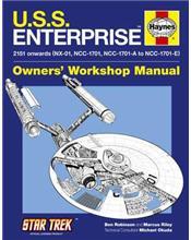 U.S.S. Enterprise Owners Workshop Manual