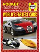 Haynes Pocket Manual : World's Fastest Cars - Front Cover