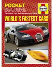 Haynes Pocket Manual: World's Fastest Cars