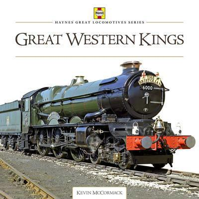 Great Western Kings - Front Cover