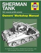 Sherman Tank 1941 Onwards (All M4 Variants) Haynes Owners Manual