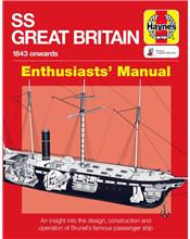 SS Great Britain 1843 Onwards Manual