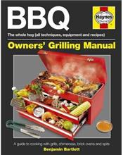 BBQ Haynes Owners Grilling Manual
