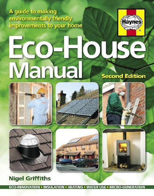 Haynes Eco-House Manual (2nd Edition)