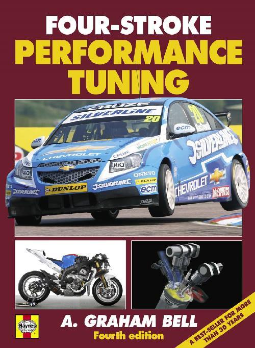 Four-Stroke Performance Tuning - Front Cover
