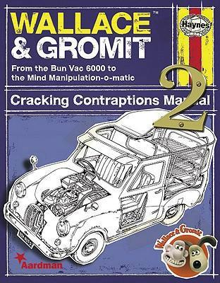 Wallace & Gromit : Cracking Contraptions Manual 2