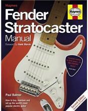 Fender Stratocaster Manual - Special Order