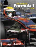 The Official Formula 1 Season Review 2012 - Front Cover