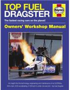 Top Fuel Dragster Haynes Manual - Front Cover