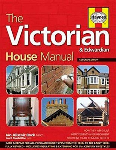 The Victorian House Manual - Front Cover