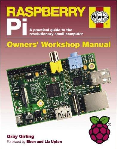 Raspberry Pi Owners Workshop Manual - Front Cover