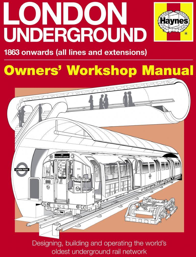London Underground - Front Cover