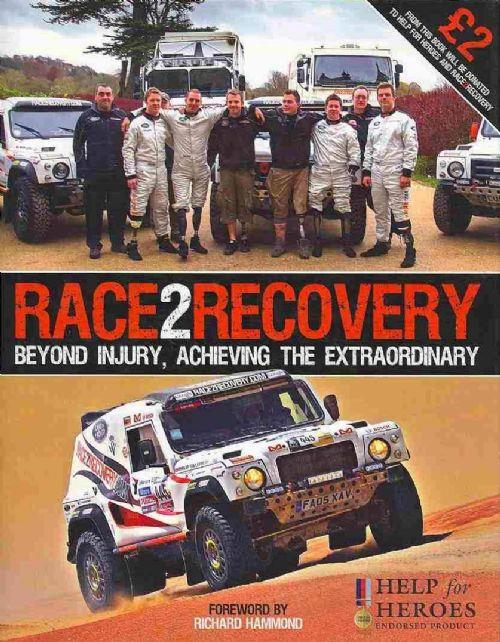 Race2Recovery - Front Cover