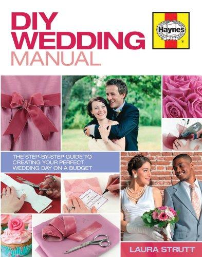 DIY Wedding Manual - Front Cover