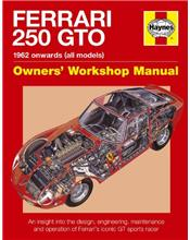 Ferrari 250 GTO Owners Workshop Manual