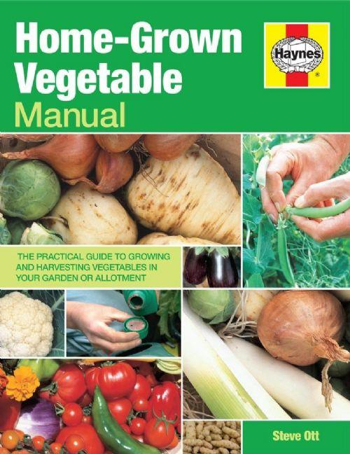Home-Grown Vegetable Manual - Front Cover