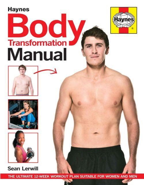 Body Transformation Manual - Front Cover