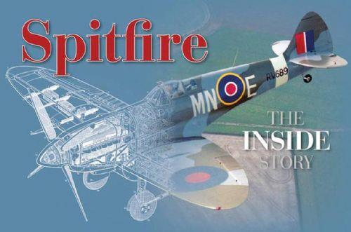Spitfire : The Inside Story - Front Cover