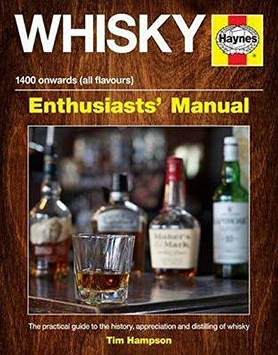 Whisky Enthusiasts Manual - Front Cover