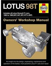 Lotus 98T 1983 - 1986 Owners Workshop Manual