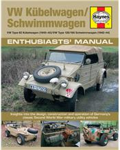 Kubelwagen / Schwimmwagen Enthusiasts Manual
