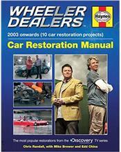 Wheeler Dealers Car Restoration 2003 onwards Manual