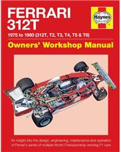 Ferrari 312T 1975 - 1980 Haynes Owners Workshop Manual