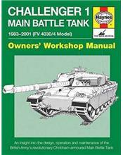 Challenger 1 Main Battle Tank 1983 - 2000 (Model Fv4030/4)