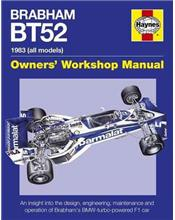 Brabham BT52 1983 (all Models) Owners Workshop Manual
