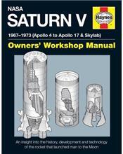 NASA Saturn V 1967 - 1973 Apollo 4 to Apollo 17 & Skylab