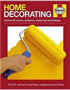 Home Decorating Manual - Front Cover