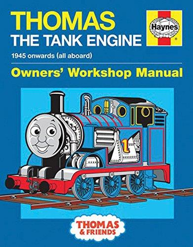 Thomas the Tank Engine 1945 Onwards (All Aboard)