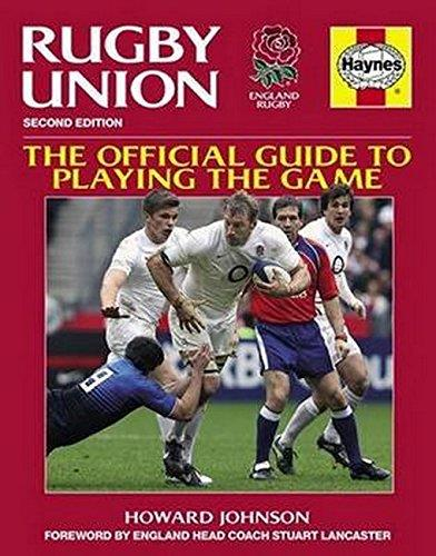 Rugby Union Manual - Front Cover