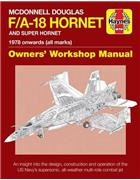 McDonnell Douglas F/A-18 Hornet & Super Hornet 1978 onwards (All Marks)