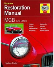 MGB Restoration Manual: Haynes Restoration Manual