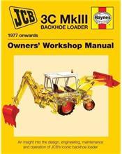 JCB 3C MkIII Backhoe Loader (1977 onwards) Backhoe Loader