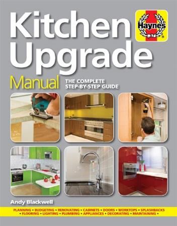 Kitchen Upgrade Manual - Front Cover