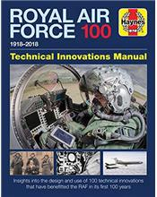 Royal Air Force 100 1918 - 2018 Technical Innovations Manual