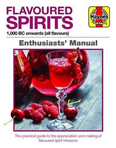 Flavoured Spirits Enthusiasts Manual - Front Cover