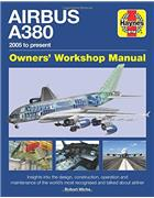Airbus A380 (2005 to Present) Owners Workshop Manual