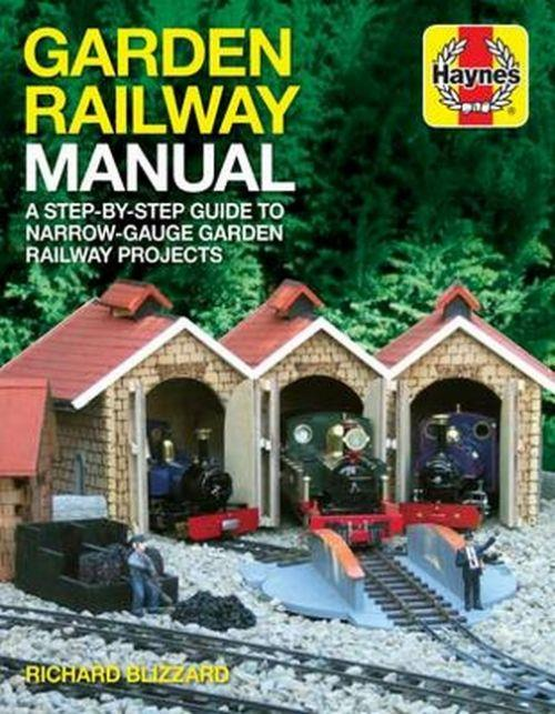 Garden Railway Manual - Front Cover