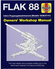 Flak 88 Gun : 8.8cm Flugzeugabwehrkanone (Models 18/36/37/41)