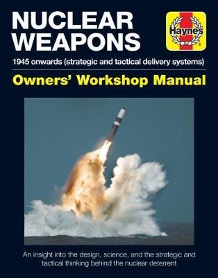 Nuclear Weapons Manual - Front Cover