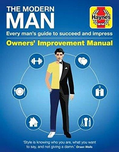 The Modern Man Owners Improvement Manual - Front Cover